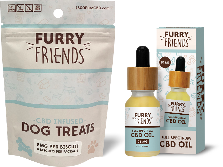 Furry Friends - CBD For Pets