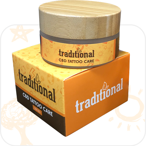 Traditional CBD Skincare