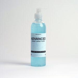Moisturizing Hand Sanitizer 8 Fl Oz (240 Ml)