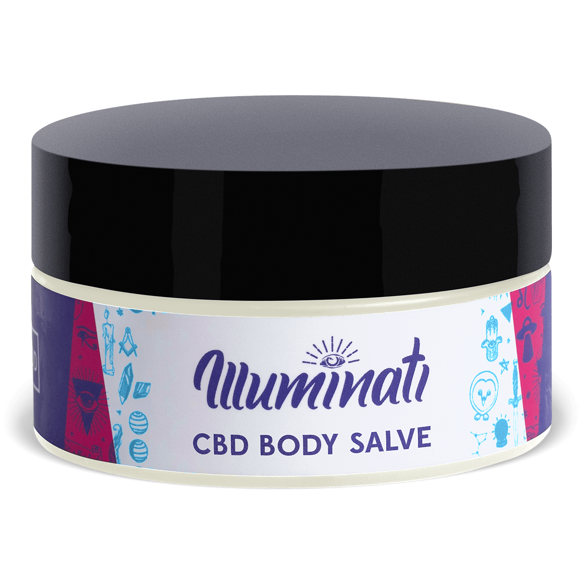 Illuminati CBD Body Salve 1600mg