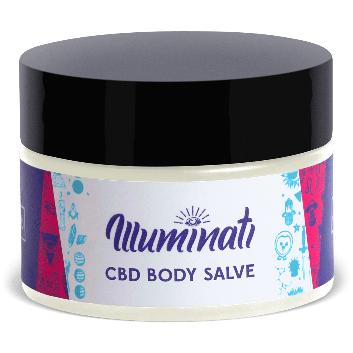 Illuminati Body Salve 800mg