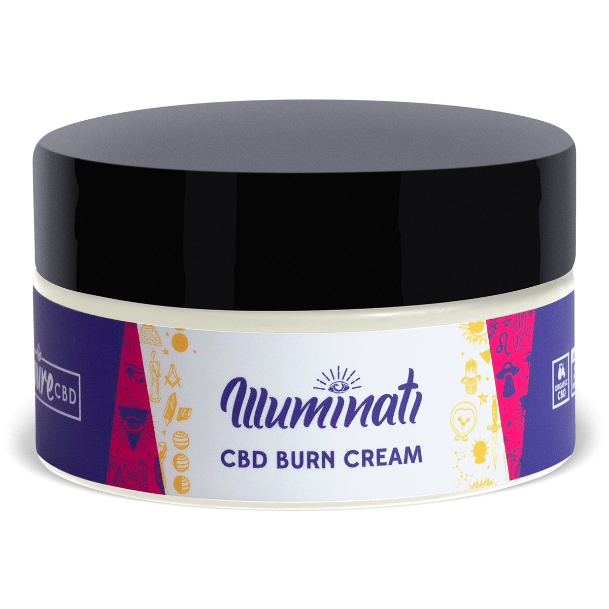 Illuminati Burn Care Cream 1600mg