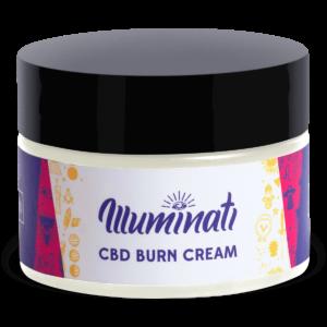 Illuminati Burn Care Cream 800mg