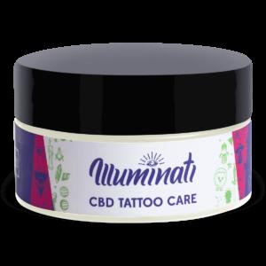Illuminati Tattoo Care Cream 1600mg