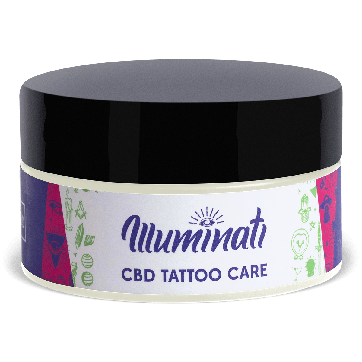 Illuminati Tattoo Care Cream 1600mg