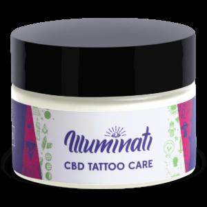 Illuminati Tattoo Care Cream 800mg