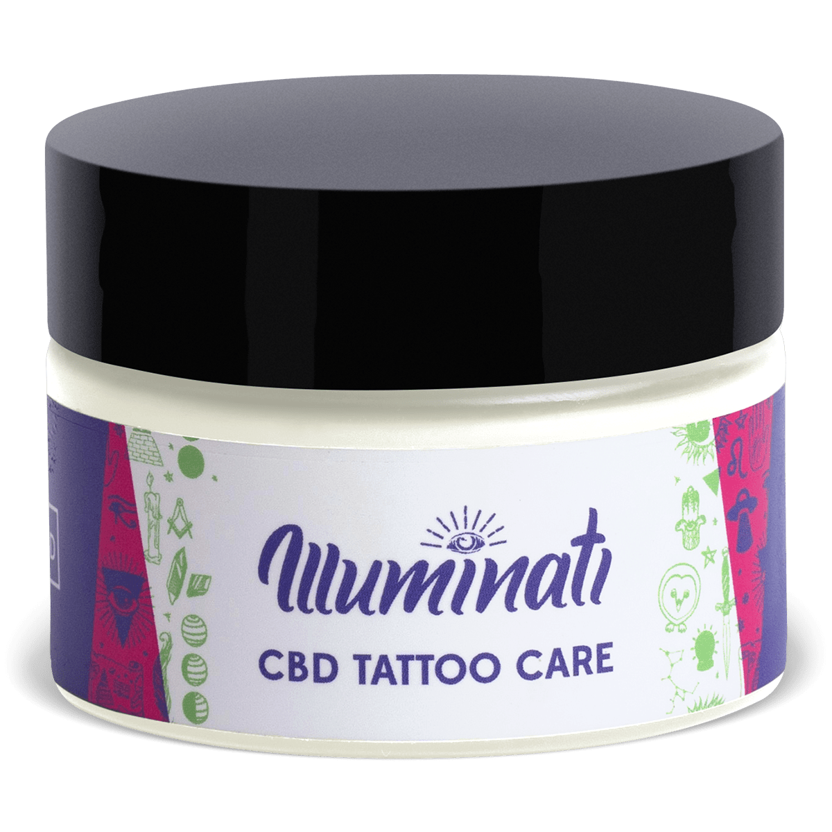 Illuminati Tattoo Care Cream 800mg